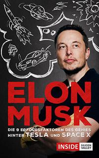 Buch Cover Elon Musk