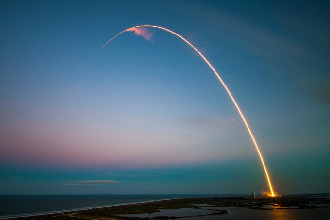 Raketenlaunch